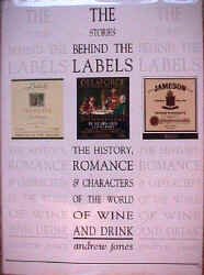 Cover of 'Stories behind the Labels'