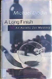 Cover of 'The Long Finish'