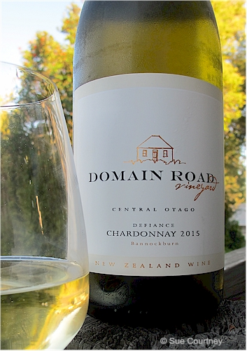 Domain Road Chardonnay 2015