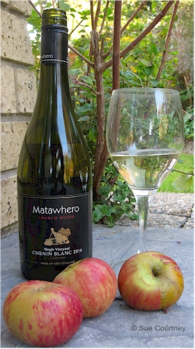 Matawhero Church House Chenin Blanc 2016
